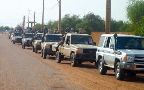 """Réunion des """"Pays du champs"""" sur la crise Malienne : La situation passée en revue à Niamey"""