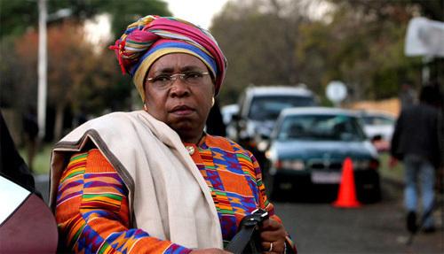 UA-CPI : Dlamini-Zuma dit « Non » à l'arrestation d'el-Béchir