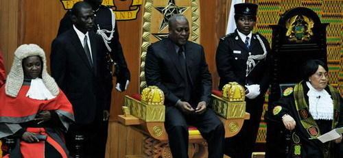 John Dramani Mahama, président par intérim du Ghana, peut rêver d'un destin à la « nigériane » !