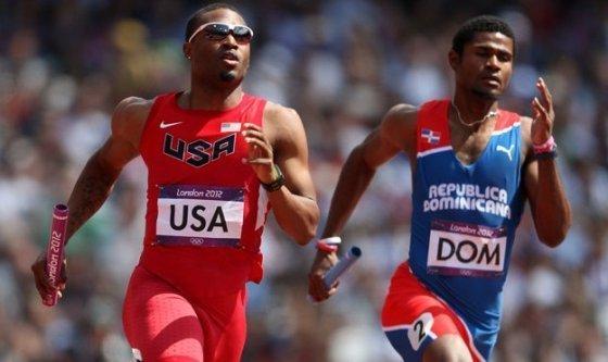 JO 2012 / 4X400M : Un Américain se casse la jambe mais finit la course
