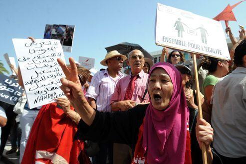 La fronde de Sidi Bouzid contre le pouvoir islamiste