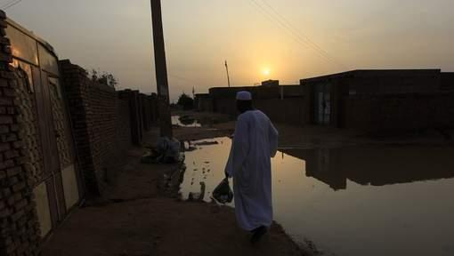 1.000 familles touchées par des inondations au Soudan