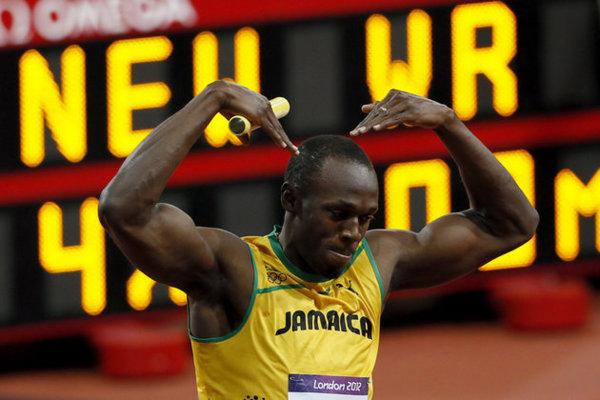 JO : Bolt, le double triplé en or
