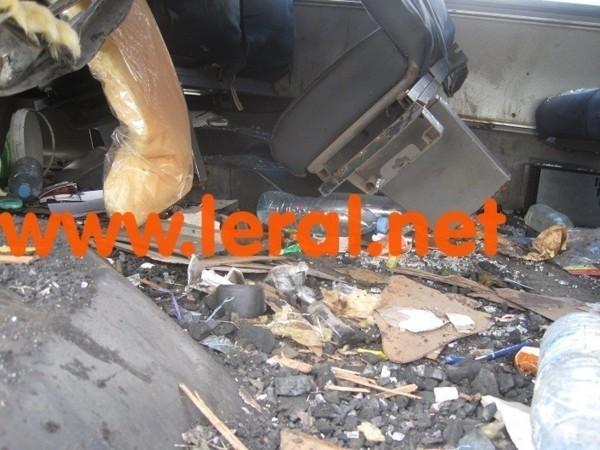 Tamba: Le rappeur le plus populaire de la ville fait partie des blessés de l'accident