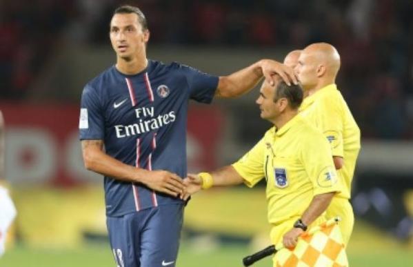 Ibrahimovic sauve (déjà) le PSG