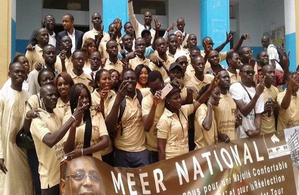 Réaction suite à la sortie du leader du Pastef : le MEER de Gossas recadre Ousmane Sonko et remercie Macky Sall