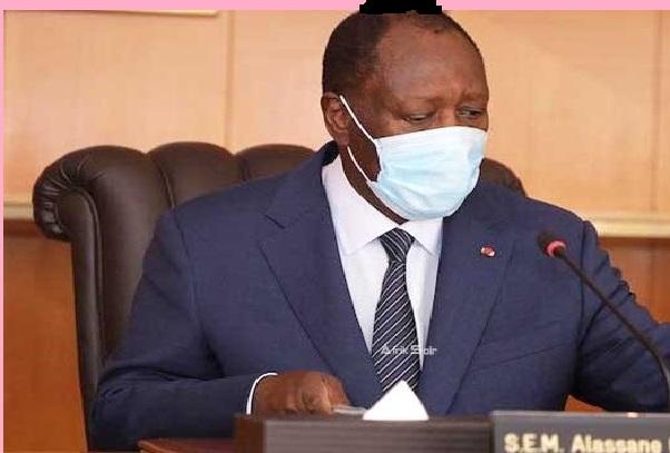 Covid-19 en Côte d'Ivoire: prises de mesures identiques à celles du Sénégal, Ouattara donne raison à Macky Sall