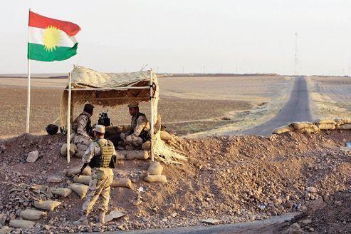 Les Kurdes poussent leurs pions en Syrie