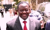 Le ministre de l'Intérieur, Mbaye Ndiaye a présenté ses condoléances à Me Ousmane Ngom