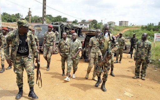 Côte d'Ivoire: un poste de l'armée à la frontière avec le Liberia attaqué