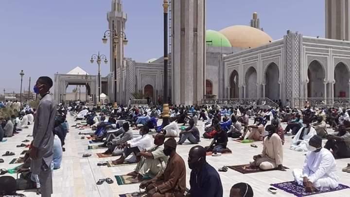 Réouverture des mosquées : Touba a prié, Massalikoul Jinane aussi !