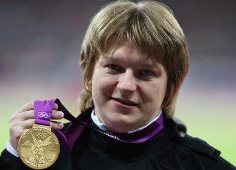 JO 2012: La Médaille D'or D'une Biélorusse Retirée Après Un Contrôle Antidopage
