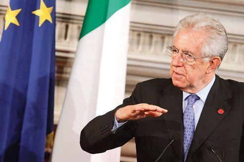 Mario Monti s'installe dans la durée
