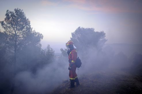 Les incendies persistent aux Canaries