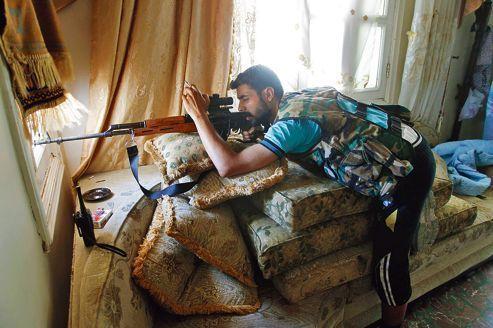Pourquoi la bataille d'Alep s'éternise