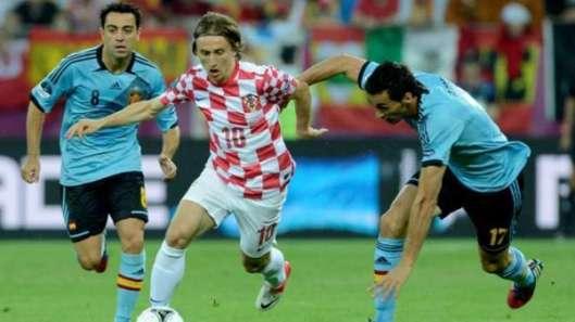 Real Madrid : Modric, c'est pour jeudi !