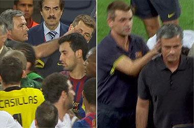 Real Madrid : Mourinho s'excuse pour Vilanova
