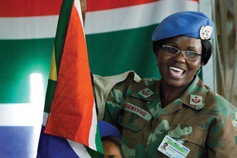 Armées Ivoiriennes: Une Femme Nommée Général, Une Première