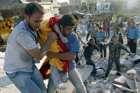 Syrie : l'ONU accuse Damas et les rebelles de «crimes»