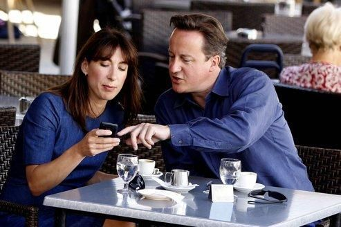 Après la flamme des JO, Cameron à la peine