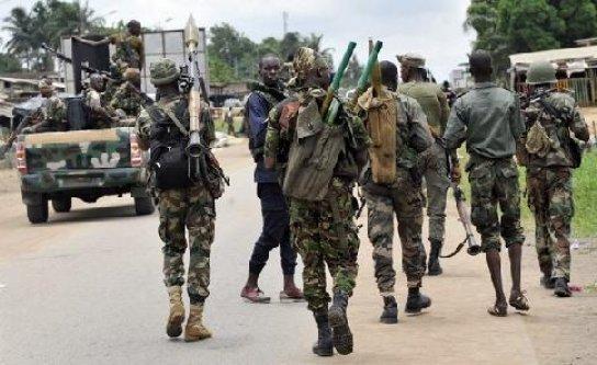 CÔTE D`IVOIRE: tirs nourris entendus à Dabou, prés D`Abidjan (HABITANTS)