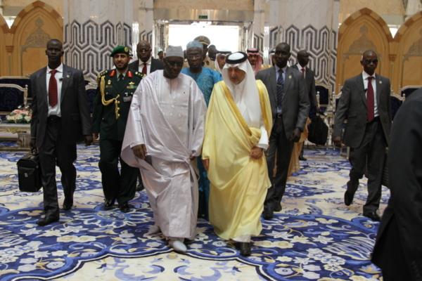 Macky Sall plaide pour le Fonds de solidarité islamique