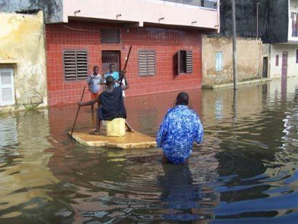 Inondations en banlieue : De la compassion à la provocation des autorités