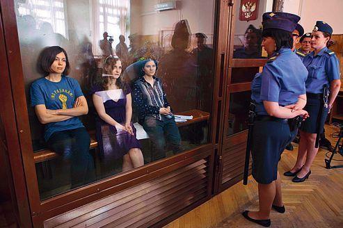 Les Pussy Riot sèment la zizanie dans l'Église russe