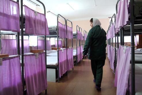 Russie : des camps pour femmes hérités du Goulag