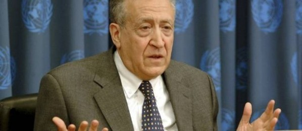 Médiateur En Syrie : Lakhdar Brahimi Remplace Kofi Annan