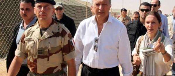 Laurent Fabius, Ministre Affaires étrangéres France : « Le Régime Syrien Doit être Abattu, Et Rapidement »