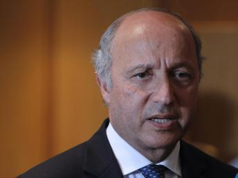 (Audio)Laurent Fabius critique violemment le régime syrien