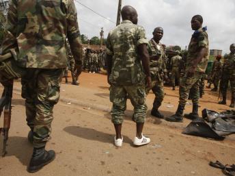 (Audio)Côte d'Ivoire : nouvelle attaque contre les militaires près d'Abidjan