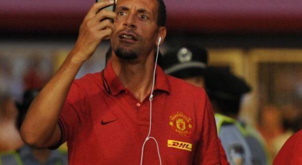 Manchester United: Ferdinand paye une maende de 37 millions FCFA pour un tweet malveillant