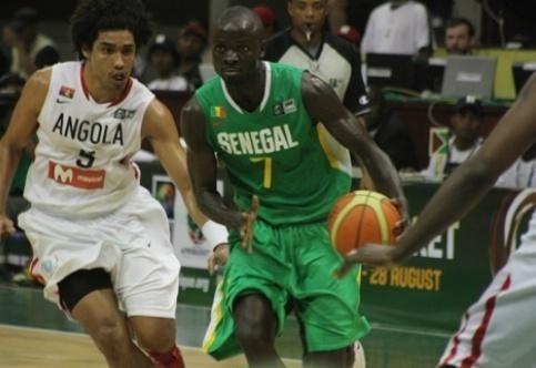 Basket: Le Sénégal qualifié pour l'Afrobasket à Abidjan