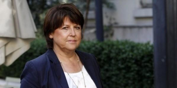 Roms : Martine Aubry est en colère contre Manuel Valls