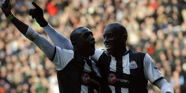 (VIDEO) Demba Bâ marque le premier but de Newcastle