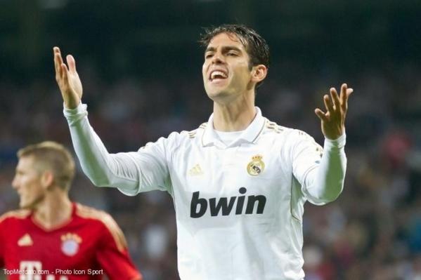 Le Real aurait proposé Kaká... à Manchester United !