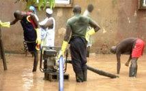 Grand-Yoff: des habitants, victimes des inondations n'ont pas l'esprit à la fête