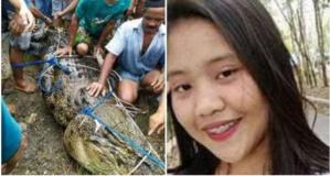 Indonésie : Une ado de 17 ans meurt dévorée par un crocodile