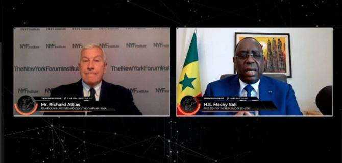Macky Sall dit ses vérités: «Ce que nous voulons, ce n'est pas de l'aumône… le moratoire du G20 c'est insuffisant»