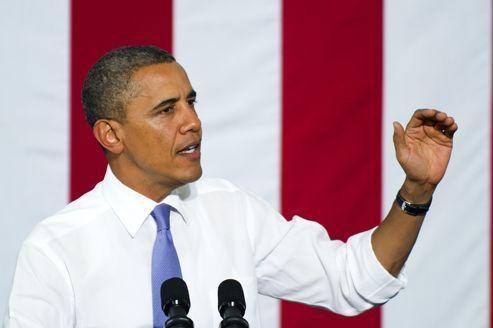 Barack Obama établit une «ligne rouge» en Syrie