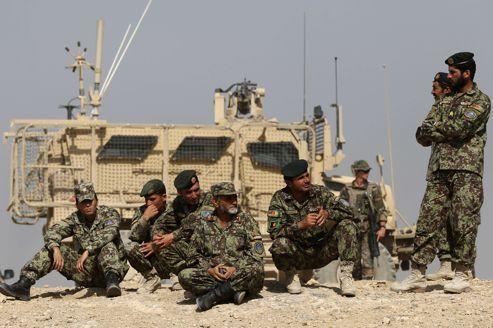 Comment les talibans veulent compromettre le retrait
