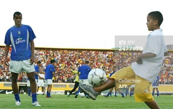 Le fils de Rivaldo signe aux Corinthians !