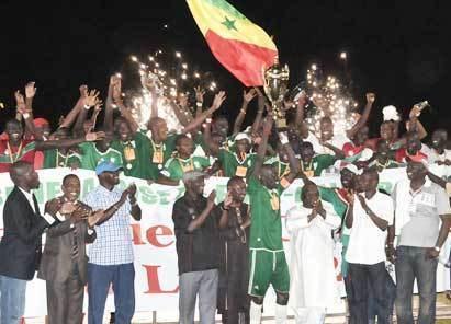 La finale AS Pikine-Niary Tally est ''une victoire'' du movement navétane, selon son président
