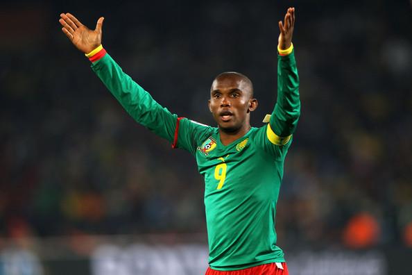 Cap Vert-Cameroun: Le grand retour de Samuel Eto'o
