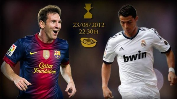Barcelone Vs Real Madrid ce jeudi à 20H30: Messi-Ronaldo, première passe d'armes