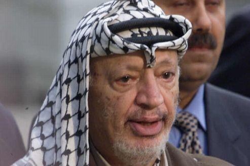 Le corps d'Arafat examiné par des experts suisses