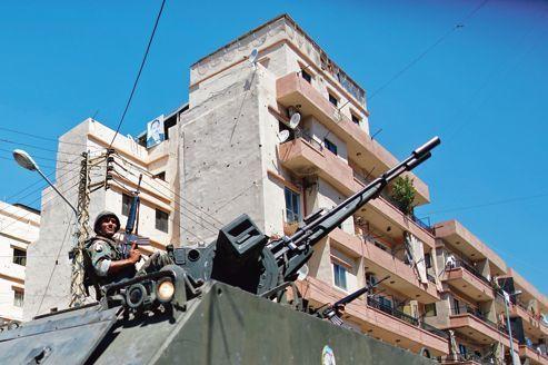 Liban : la sale guerre syrienne embrase un quartier de Tripoli