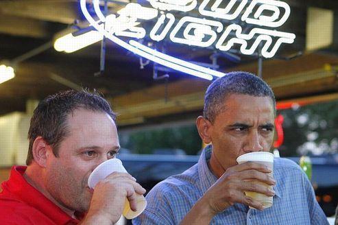 La bière au miel de Barack Obama intrigue les Américains